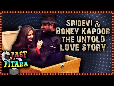 Sridevi & Boney Kapoor LOVE STORY | Past Ka Pitara | Janhvi Kapoor, Khushi Kapoor
