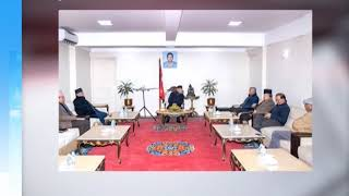 सत्तारुढ नेकपा र प्रतिपक्षी दल नेपाली कांग्रेसबीच छलफल - NEWS24 TV