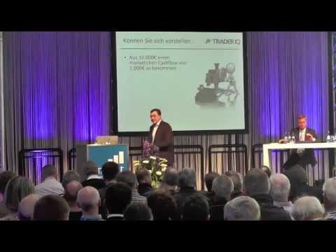 Vortrag der Trader IQ bei der Messe Invest 2015
