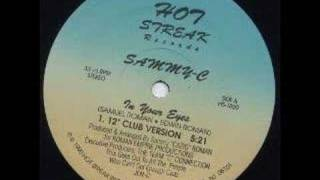 "Sammy C - In Your Eyes (12"" Club Version)"