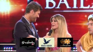 Showmatch 2014 - Lo pedís, lo tenés: Pachano eliminado de Showmatch