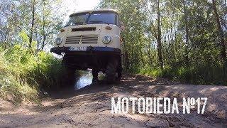 Robur 4x4 - Test samca alfa - MotoBieda #17