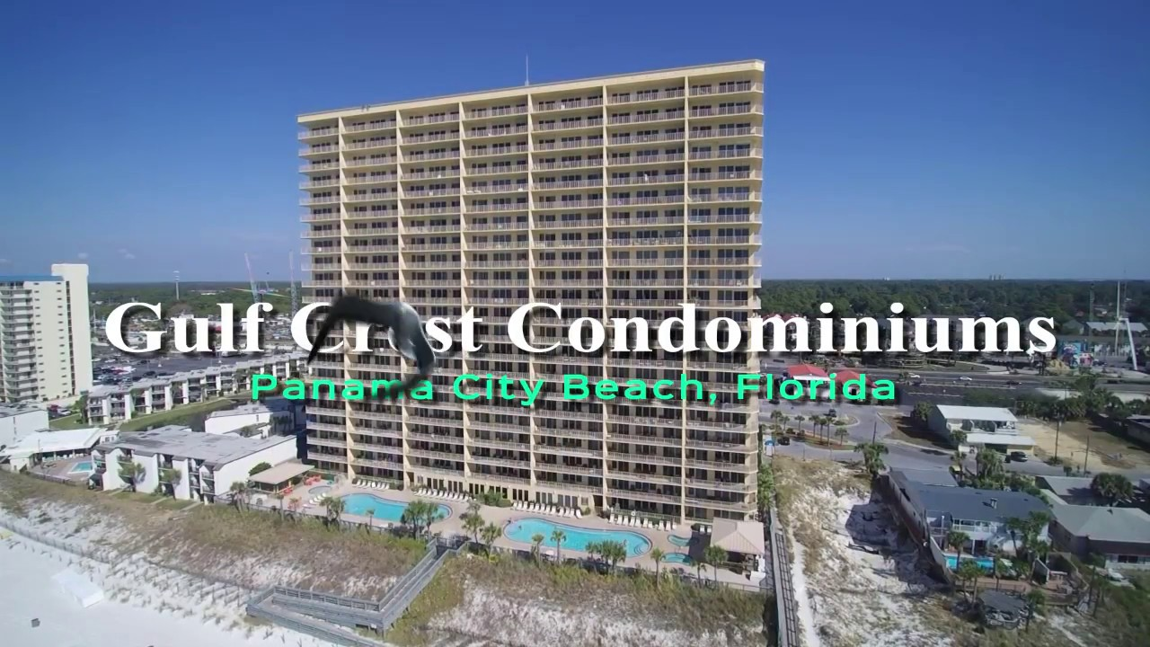 Gulf Crest Condo Panama City Beach Florida Real Estate For