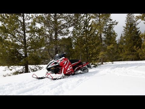 2017 Yamaha Sidewinder XTX SE 141 Review