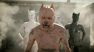 DIE ANTWOORD - PITBULL TERRIER(From the new album DONKER MAG out now on iTunes: http://bzz.is/donkermag_it + Amazon: http://bzz.is/donkermag_amz. Website: http://dieantwoord.com ..., 2014-05-20T12:00:11.000Z)
