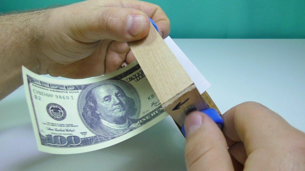 Печатная машинка для денег своими руками