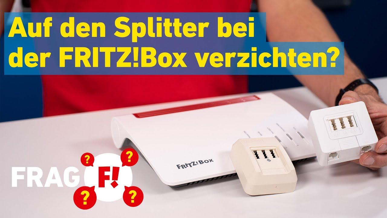 Dsl Anschluss Wann Brauche Ich Den Splitter Frag Fritz 019 Youtube