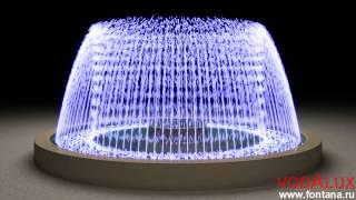 Визуализация фонтана в Уфе