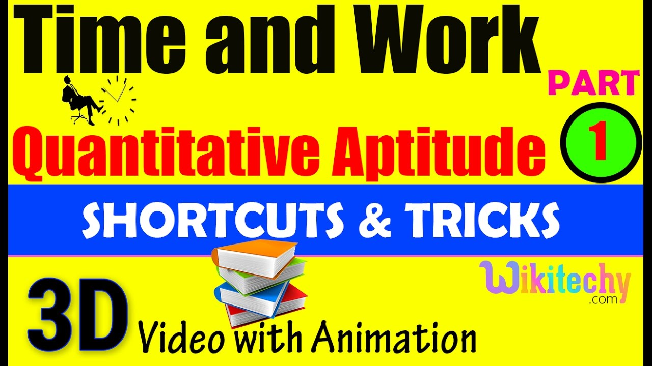 time and work 1 aptitude interview questions papers and answers time and work 1 aptitude interview questions papers and answers online videos lectures exams tips