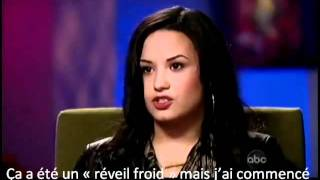 Demi Lovato interview sur 20/20 sous-titres français