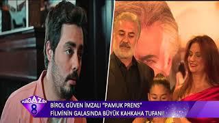 Birol Güven İmzası Taşıyan Pamuk Prens Filminin Galasında Büyük Kahkaha Tufanı