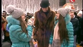 Караоке на майдане в с. Добривляны - Караоке на майдані - Выпуск 790 - 09.02.2014