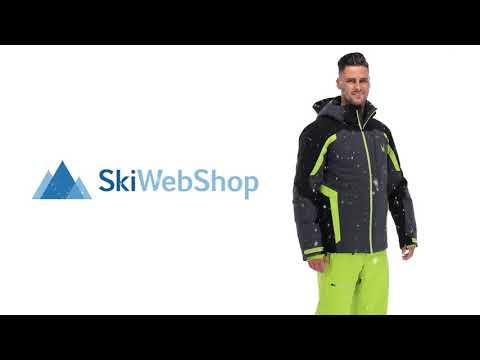 Spyder, Copper GTX, Ski Jacket, Men, Ebony Grey