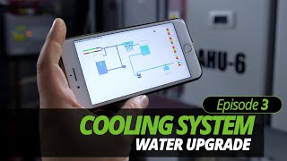 BUILDING THE DATA CENTRE | COOLING WATER TREATMENT SYSTEM UPGRADE | FINAL EP!