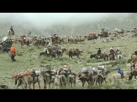 Legendary Nomads of Mongolia