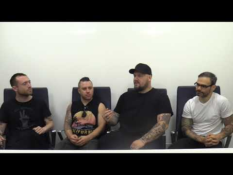 Heavy New York-Atreyu Interview