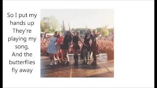 CIMORELLI - PARTY IN THE USA - LYRICS