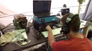R3EG настройка аппаратуры перед Кубком Гагарина 2018