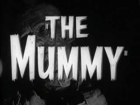 mummy1932 Trailer (HD - Best Quality)