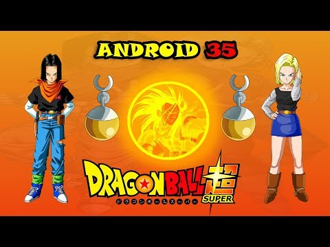 Fusion Android 17 And Android 18 [Android 35]