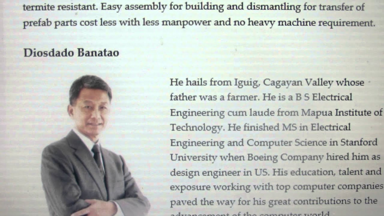 top 10 filipino scientist List of 5 foreign and 5 filipino scientists and their inventions  5 filipino foreign scientist share to: give you 5 example of filipino scientist.