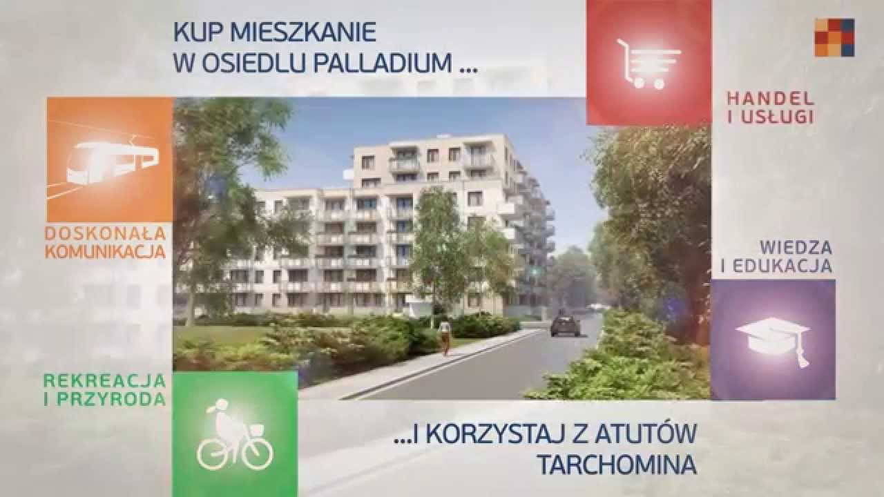 ogromny wybór dobra jakość wielka wyprzedaż uk Osiedle Palladium - Dom Development