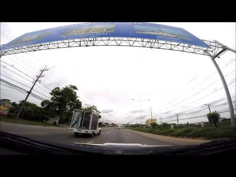 แผนที่ พิณทอง เรือนแพ สามพราน เส้นทางจากกรุงเทพมหานคร ถนนเพชรเกษม (video map)