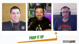 Prop It Up | NBA, NHL and MLB Prop Betting Analysis and DFS Recommendations