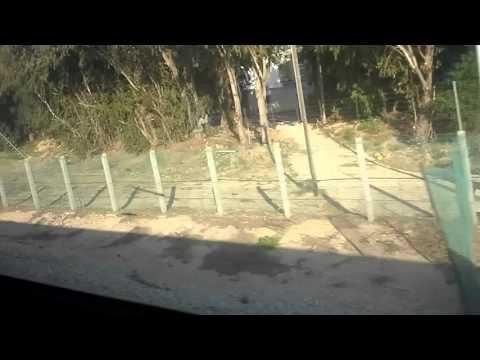 Israel Railways Ride From Nahariyya To Beersheva Central