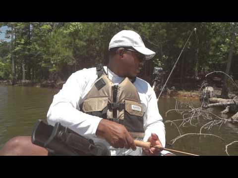 Lake Allatoona Crappie Fishing