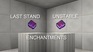 Bit by Bit OpenBlocks: Last Stand & Unstable Enchantments