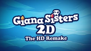 Giana Sisters 2D [Gameplay, PC]