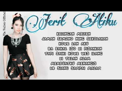 Via Vallen - Jerit Atiku ( Official Lyrics Video )