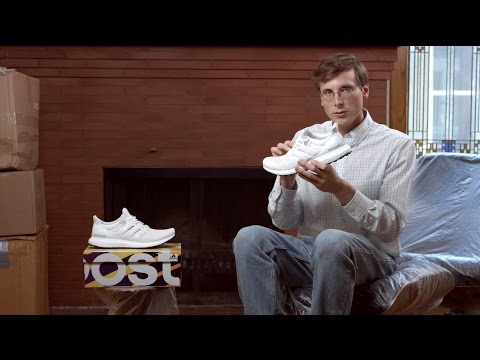 adidas Ultra Boost White Unboxing + Review + On Feet