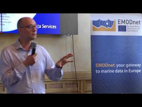 Jan-Bart Calewaert (Head of EMODnet Secretariat)