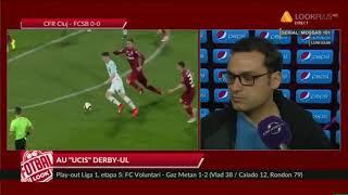 Rezumat CFR - FCSB 0-0, declaratii Mihai Teja si Dan Petrescu dupa meci