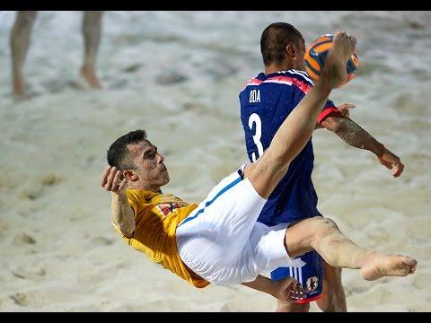 Top 5 Goals: Samsung Beach Soccer Intercontinental Cup Dubai 2014