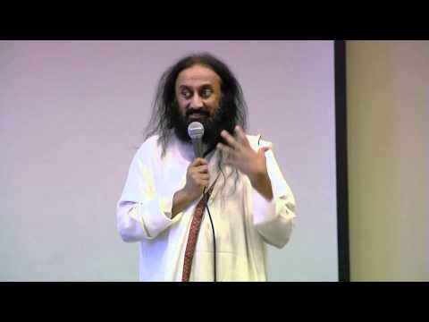 Spirituality and Money: A talk given by Sri Sri Ravi Shankar in Tel Aviv, Israel