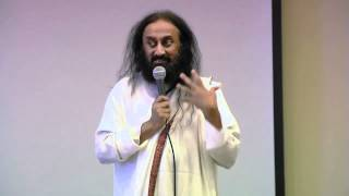 Spirituality and Money: A talk given by Sri Sri Ravi Shankar in Tel Aviv, Israel