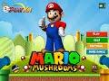 Super Mario Shoot Mushrooms Full Episode 2015 HD Cartoon Game For Kids