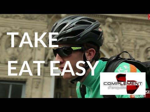 Complément d'enquête. «Take Eat Easy : petite start-up et gros scandale » - 15 juin 2017 (France 2)