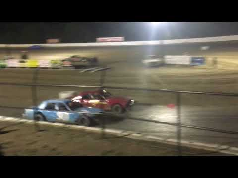 Grayson county Speedway Factory Stock 9-30-2017