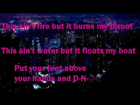 DNCE - DNCE (Lyric Video)