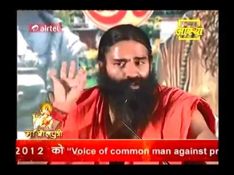 Swami Ramdev on Problems of Bharat and Solutions such as TCP