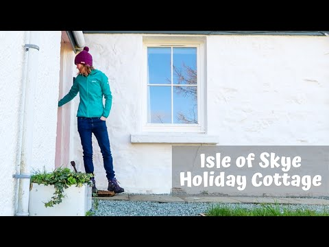 Quirky Holiday Cottage On The Isle Of Skye