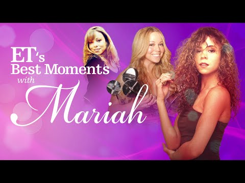 Mariah Carey's 50th &39;Anniversary&39; Is Here Watch Her 50 Best ET Moments