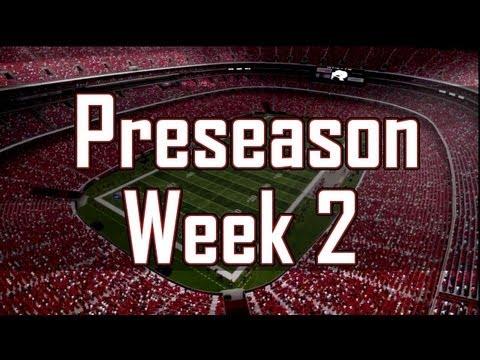 NFL - 2012 Preseason Week 2 Preview