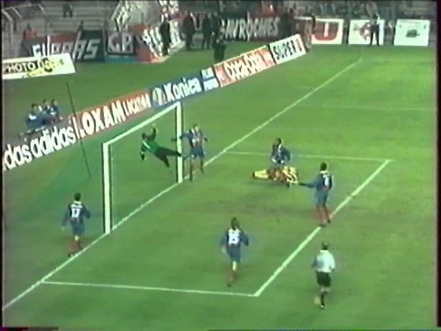Résumé FC Nantes - Paris SG 1996-97
