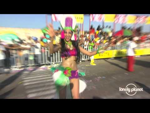 Barranquilla Carnaval - Colombia - Lonely Planet travel videos
