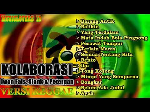 Kolaborasi Iwan Fals SLANK & Peterpan [Versi Reggae]